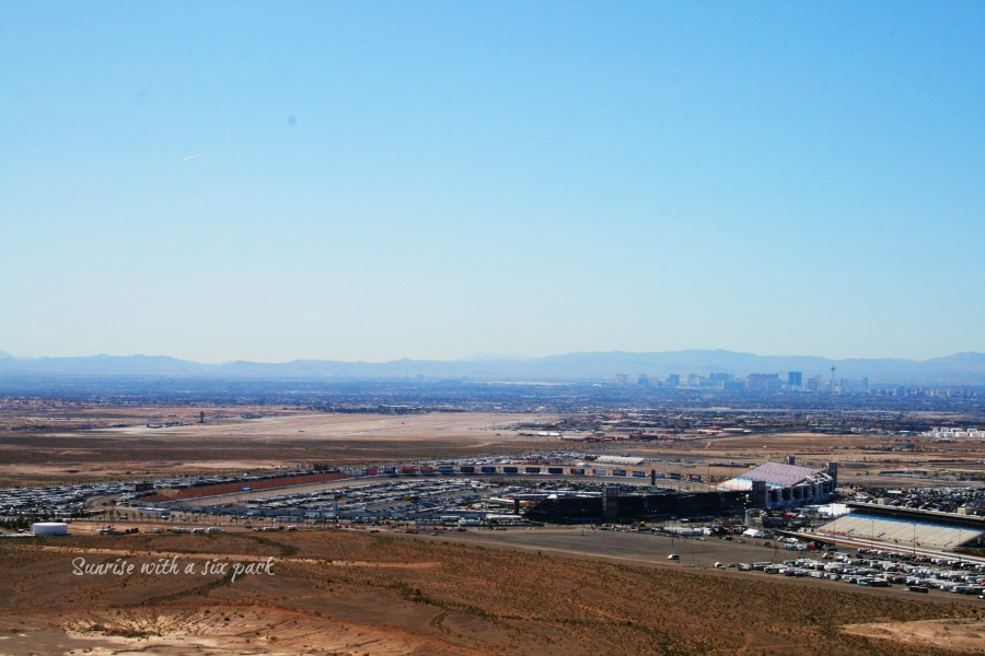 View of Vegas